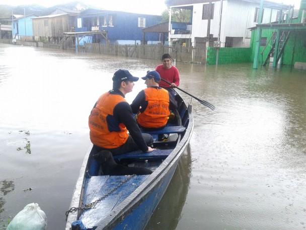 20 municípios têm Situação de Emergência homologada pelo Governo do Estado | Defesa Civil do Rio Grande do Sul